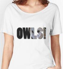Owls! Women's Relaxed Fit T-Shirt