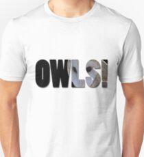 Owls! T-Shirt