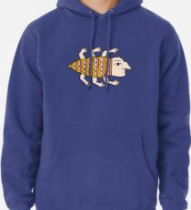 It lives in my brain Pullover Hoodie