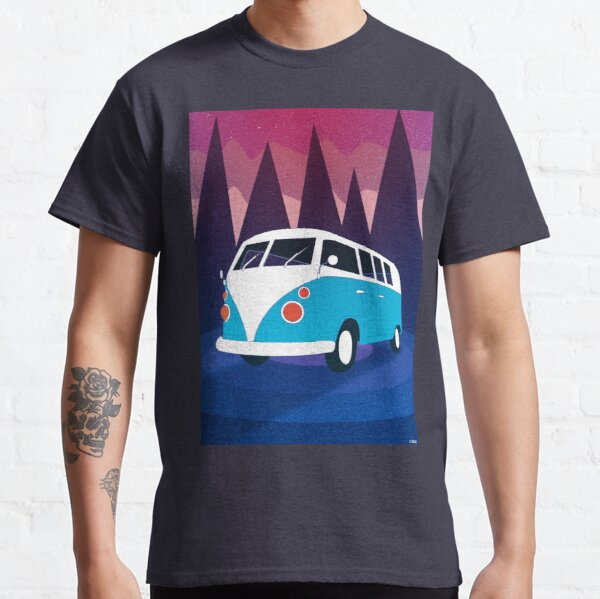 Camper Van by Roley Classic T-Shirt