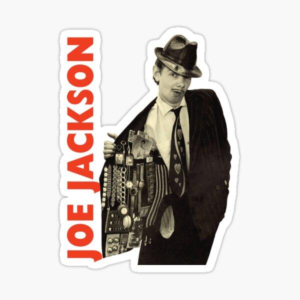 Joe Jackson Sticker