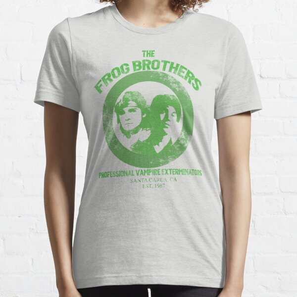 Frog Brothers-Vampire Extermination Essential T-Shirt