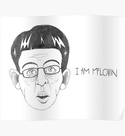 McLovin Poster