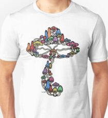 Mushroom Made of Mushrooms T-Shirt