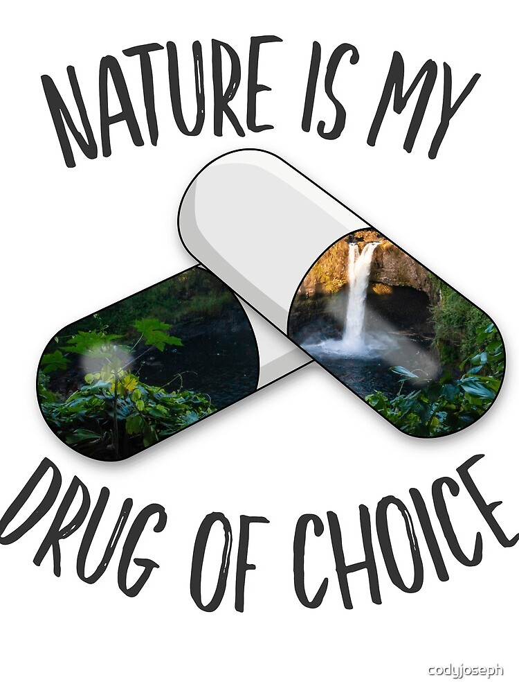 Nature is my Drug - Falls by codyjoseph