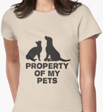 Property of my pets T-Shirt