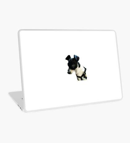 Carl the Rat Terrier Laptop Skin