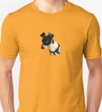 Carl the Rat Terrier Slim Fit T-Shirt