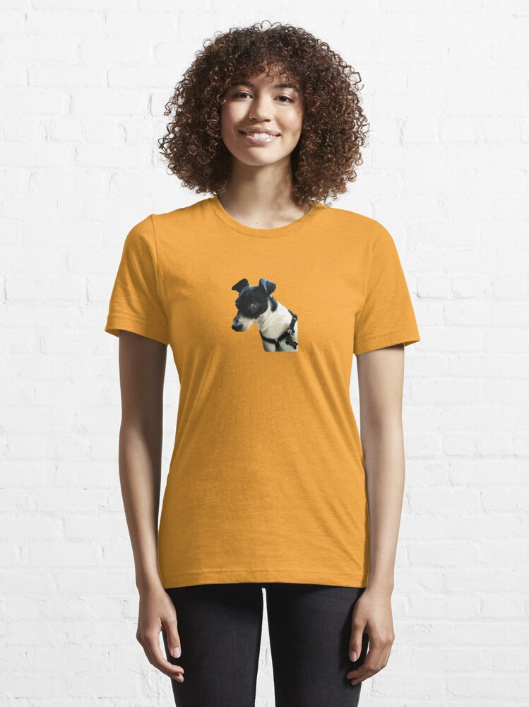 Alternate view of Carl the Rat Terrier Essential T-Shirt