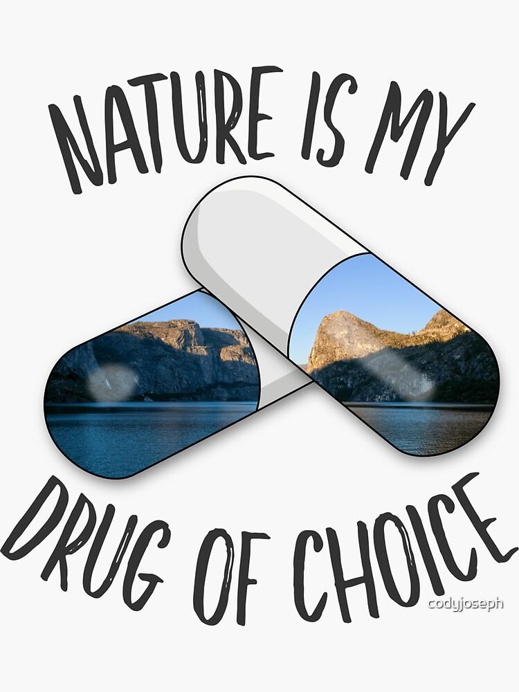 Nature is my Drug - Yosemite by codyjoseph