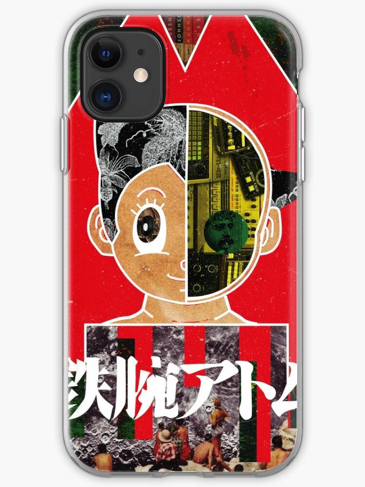 Japanese style astroboy iphone case
