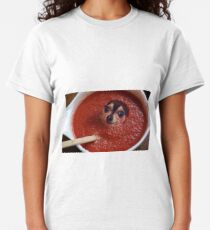 Dog in Tomato Sauce  Classic T-Shirt
