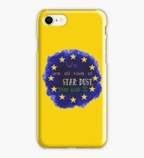 Europe - a star chart iPhone Case/Skin