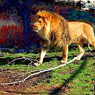 Lion King  by Larry Trupp