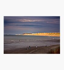 Sandsend to Whitby Photographic Print