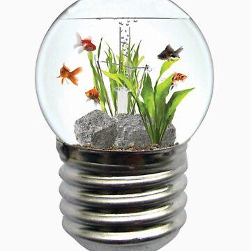 Fish Bulb by Chavy-Voodoo