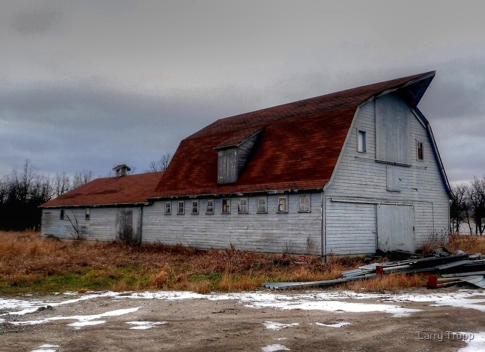 OLD COUNTRY CHARMER by Larry Trupp