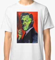 Vincent Price taking a smoke break Classic T-Shirt