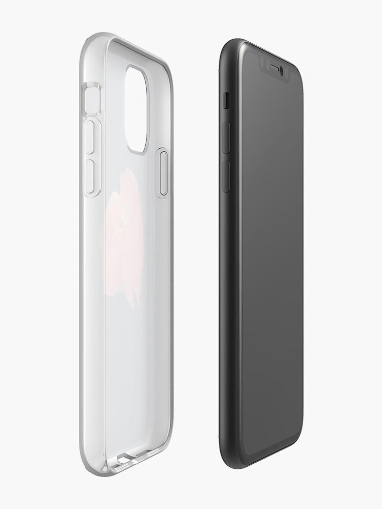 Alternate view of Mama Bear & Cub - [Dark BG] iPhone Case & Cover