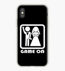 GAME ON 2 iPhone Case