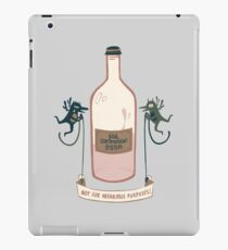 soul containment system iPad Case/Skin