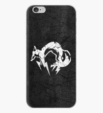 Foxhound V2 (White) iPhone Case