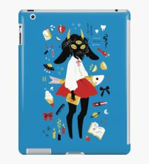 monday campanella iPad Case/Skin