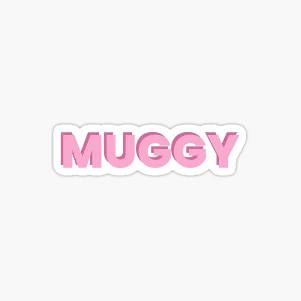 Muggy Love Island Sticker
