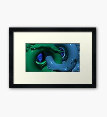 The Ways Of People, Some Do, Some Watch. Framed Print