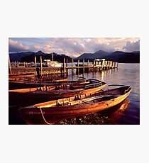 Keswick, Derwentwater - The Lake District Photographic Print