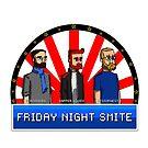 Friday Night Smite Avatars by ZeroAnd09