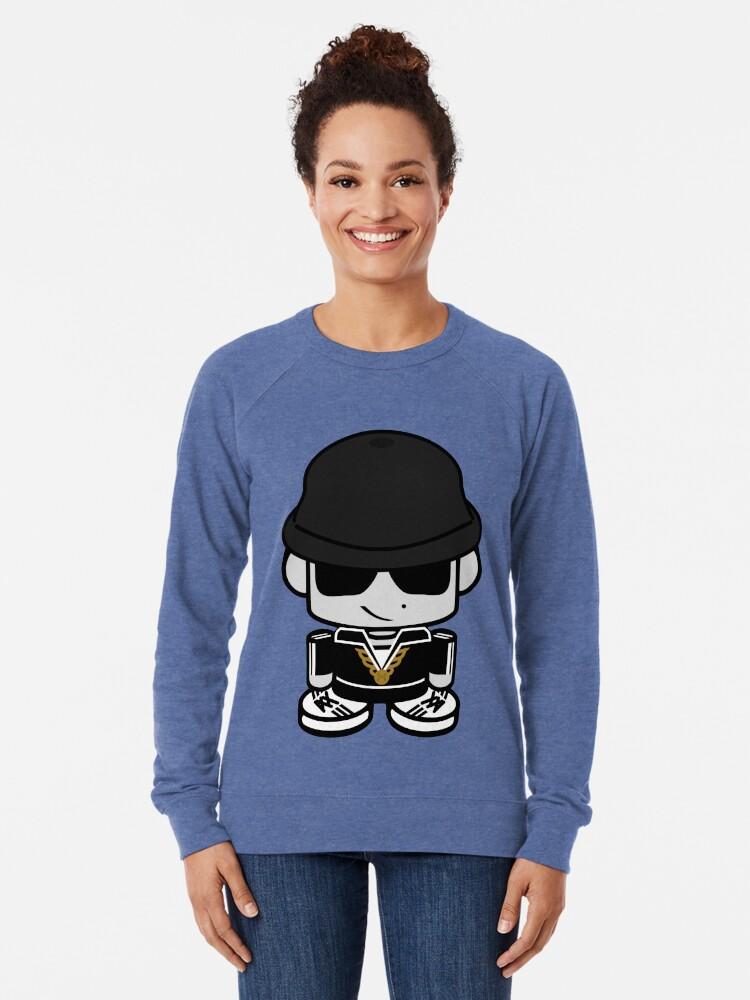 Alternate view of Hollis Geo'bot Lightweight Sweatshirt