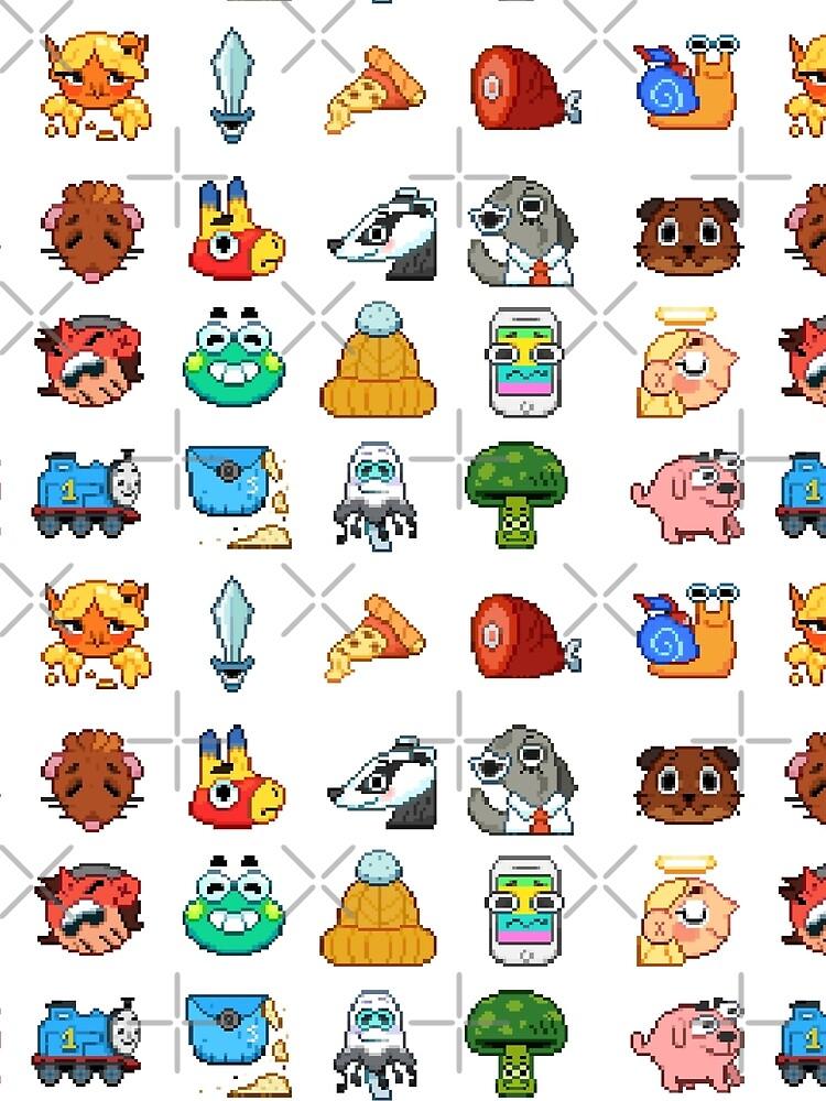Doodle Date Pixel Party  by doodledate
