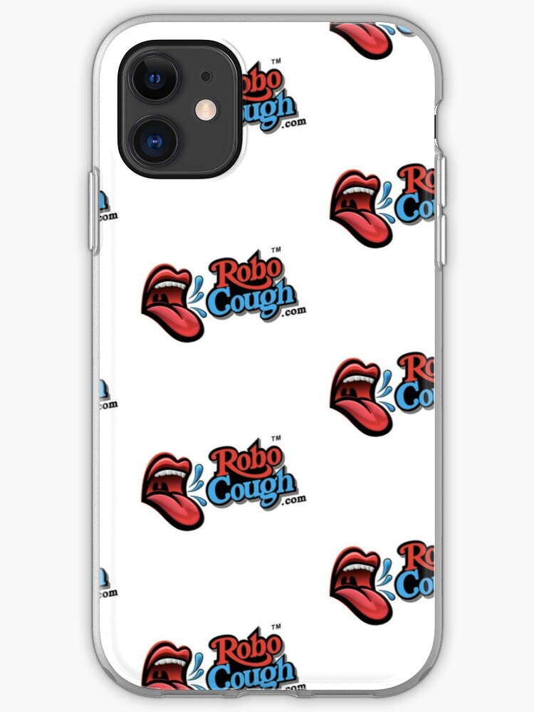 Robocough Dxm Iphone Case Cover By Zoomerpost Redbubble Robo cough is a product marketed as a powerful cough suppressant. redbubble