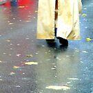Walkimg in The Rain.. by eithnemythen