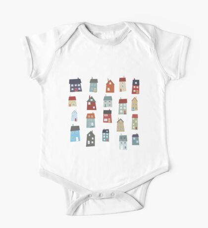 Little Houses Kids Clothes