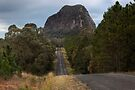 Mount Tibrogargan • Glass House Mountains National Park • Queensland by William Bullimore