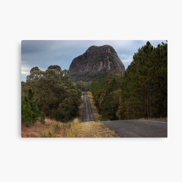 Mount Tibrogargan • Glass House Mountains National Park • Queensland Canvas Print