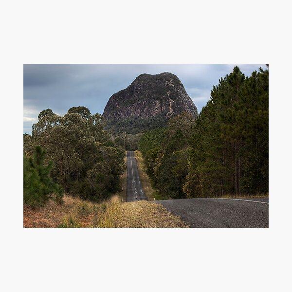 Mount Tibrogargan • Glass House Mountains National Park • Queensland Photographic Print
