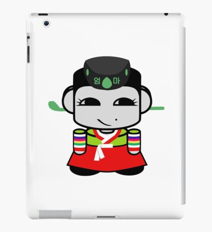 Umma Korean Geo'bot 1.0 iPad Case/Skin