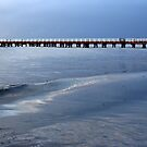 Storm over the Busselton Jetty  by Carol  Lewsley