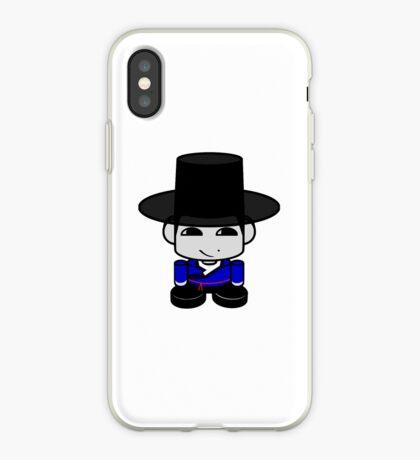 Appa Korean Geo'bot 1.0 iPhone Case