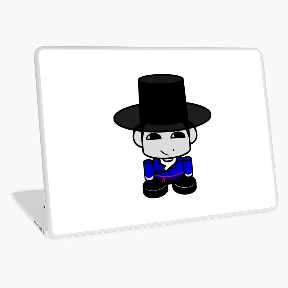 Appa Korean Geo'bot 1.0 Laptop Skin