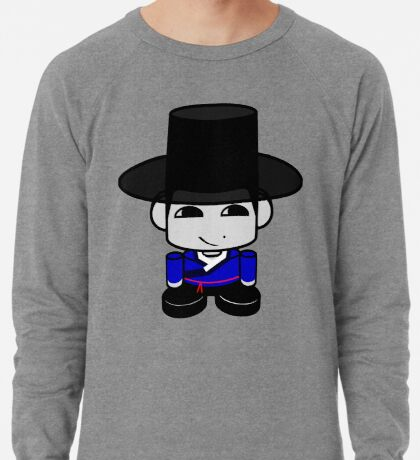 Appa Korean Geo'bot 1.0 Lightweight Sweatshirt