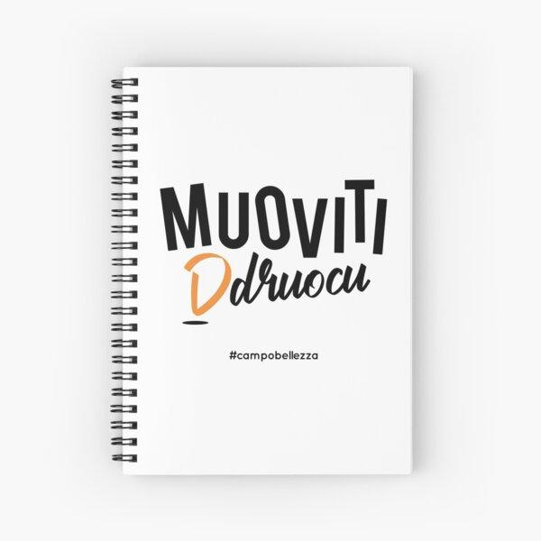 Muoviti Druocu Spiral Notebook