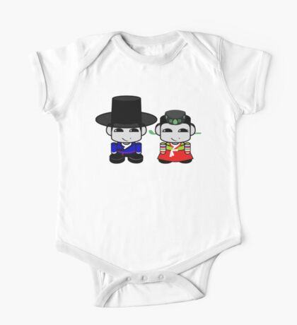 Appa & Umma Korean Geo'bot 1.0 Kids Clothes