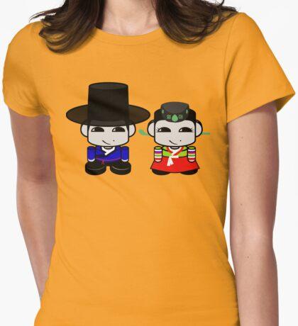 Appa & Umma Korean Geo'bot 1.0 T-Shirt