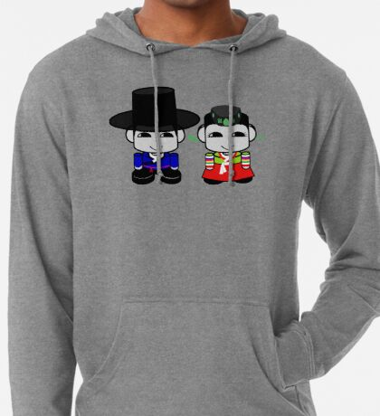 Appa & Umma Korean Geo'bot 1.0 Lightweight Hoodie
