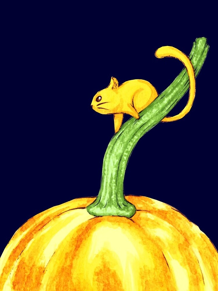 « Pumpkin mouse » par koda-redbubble