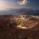 From the top of Vulcano  by Andrea Rapisarda